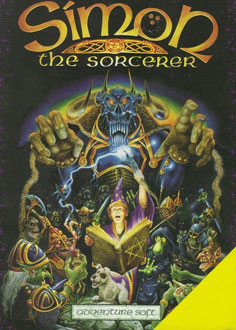 Carátula del juego Simon the Sorcerer full cd (PC)