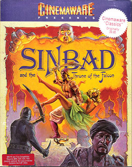 Juego online Sinbad and the Throne of the Falcon (PC)