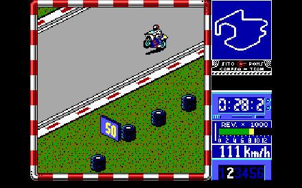 Pantallazo del juego online Sito Pons 500cc Grand Prix (PC)