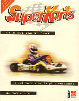 Portada de la descarga de Super Karts