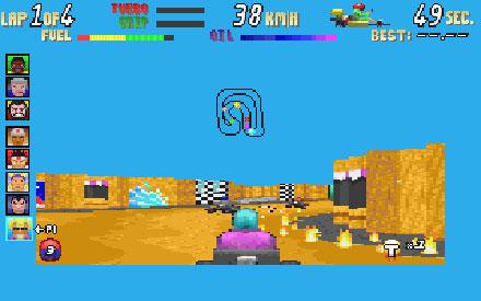 Imagen de la descarga de Super Karts