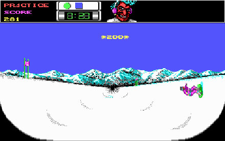 Imagen de la descarga de Ski or Die