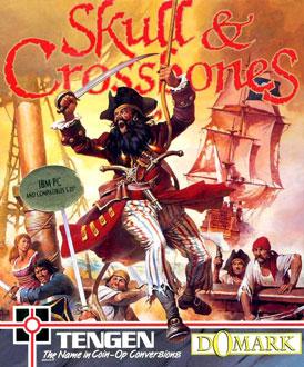Carátula del juego Skull & Crossbones (PC)