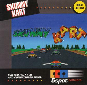 Carátula del juego Skunny Kart (PC)