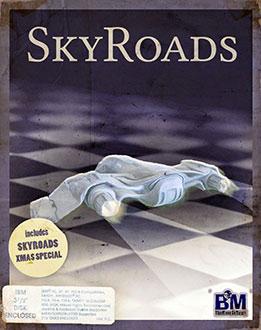 Portada de la descarga de SkyRoads