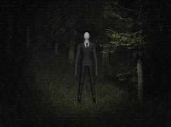 Pantallazo del juego online Slender (PC)