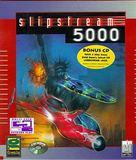 Carátula del juego SlipStream 5000 (PC)