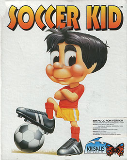 Juego online Soccer Kid (PC)