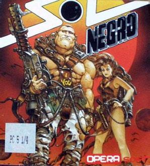 Carátula del juego Sol Negro (PC)