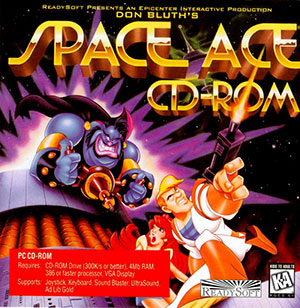 Juego online Space Ace (PC)