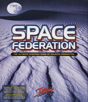 Carátula del juego Space Federation (Star Reach) (PC)