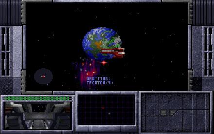 Pantallazo del juego online Space Federation (Star Reach) (PC)