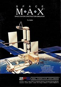 Portada de la descarga de Space MAX