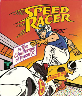 Carátula del juego Speed Racer in The Challenge of Racer X (PC)