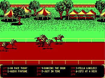 Imagen de la descarga de Omni-Play Horse Racing