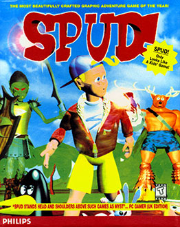 Juego online Spud (PC)