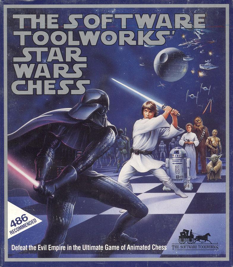 Juego online Star Wars Chess (PC)