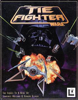 Juego online Star Wars: TIE Fighter (PC)
