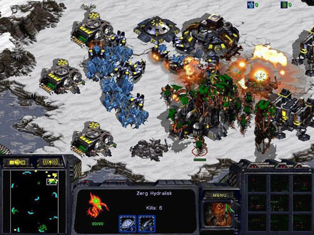 Imagen de la descarga de StarCraft y StarCraft Brood War