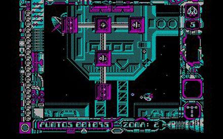 Pantallazo del juego online Star Dust (PC)
