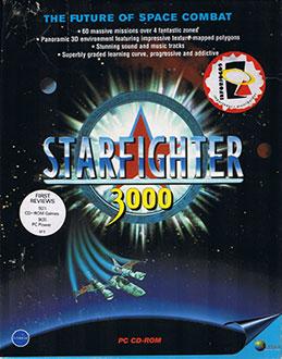 Juego online Starfighter 3000 (PC)