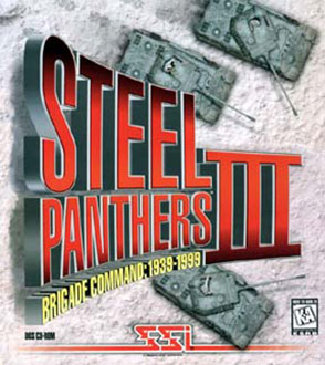 Portada de la descarga de Steel Panthers III: Brigade Command