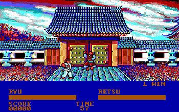 Imagen de la descarga de Street Fighter