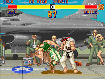 Imagen de la descarga de Street Fighter II: The World Warrior