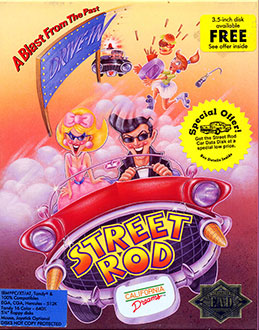 Juego online Street Rod (PC)