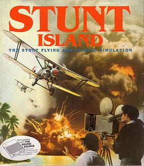 Portada de la descarga de Stunt Island