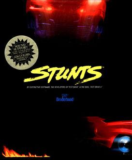 Carátula del juego Stunts (PC)