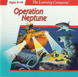 Juego online Super Solvers: Operation Neptune (PC)