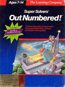Portada de la descarga de Super Solvers: OutNumbered!