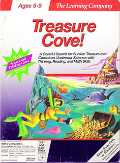 Portada de la descarga de Super Solvers: Treasure Cove