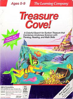 Portada de la descarga de Super Solvers: Treasure Cove