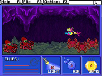 Imagen de la descarga de Super Solvers: Treasure Cove