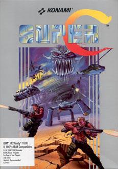 Carátula del juego Super C (PC)