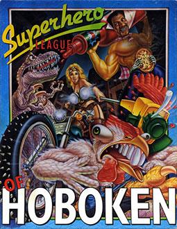 Juego online Superhero League of Hoboken (pc)