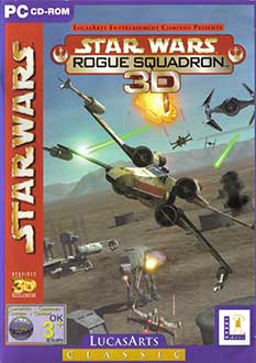 Juego online Star Wars: Rogue Squadron 3D (PC)
