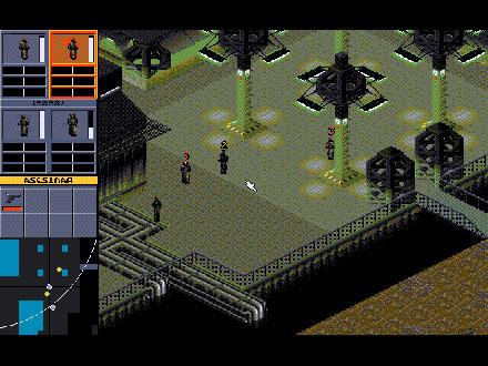 Pantallazo del juego online Syndicate (PC)
