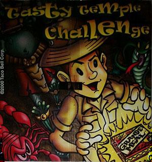 Portada de la descarga de Taco Bell: Tasty Temple Challenge
