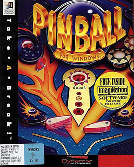 Juego online Take a Break: Pinball for Windows (PC)