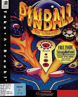 Portada de la descarga de Take a Break: Pinball for Windows