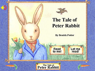 Portada de la descarga de Tale of Peter Rabbit