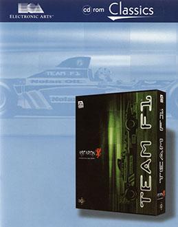 Juego online Team F1 (PC)