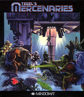 Portada de la descarga de Tegel's Mercenaries