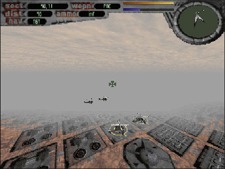 Pantallazo del juego online Terminal Velocity (PC)