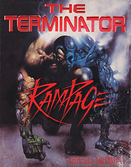 Juego online The Terminator: Rampage (PC)