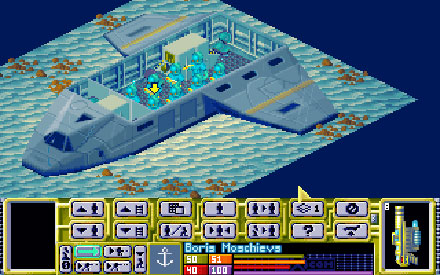 Pantallazo del juego online X-COM - Terror from the Deep (PC)