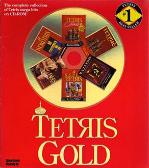 Juego online Tetris Gold (PC)